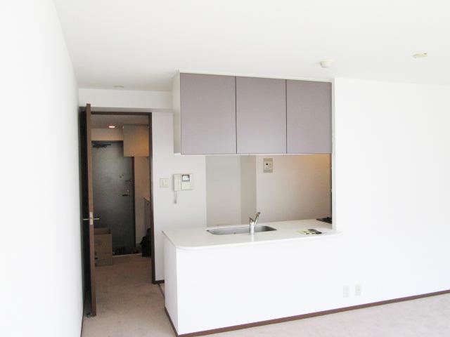 カウンターキッチン(202号室、203号室)