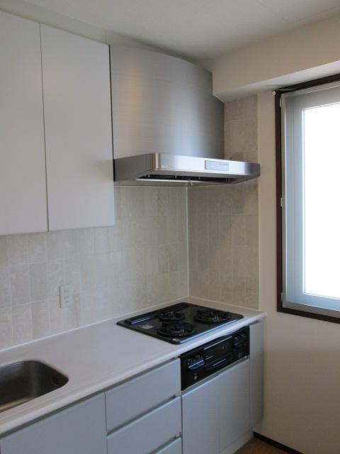 キッチン(202号室、203号室)