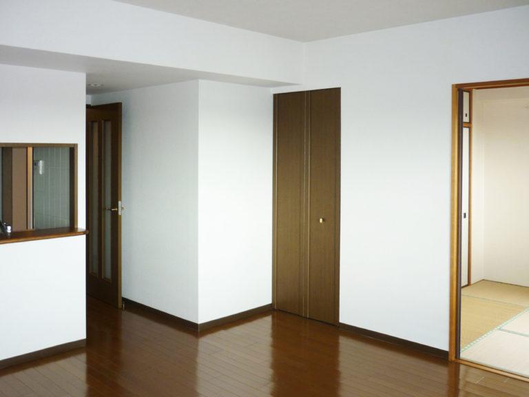洋室と和室