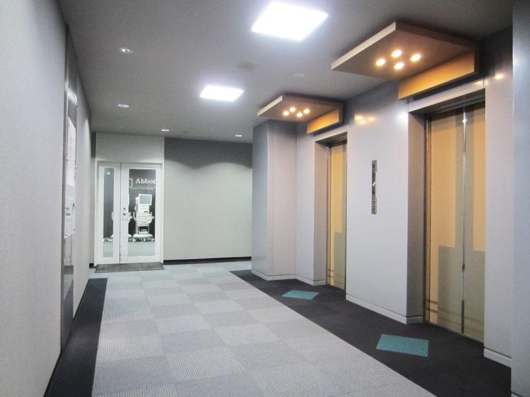 各階エレベーターホール