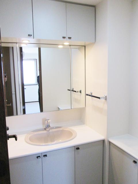 洗面台(202号室、203号室)
