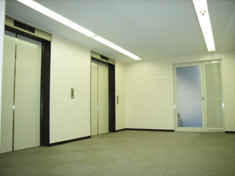 基準階エレベーターホール