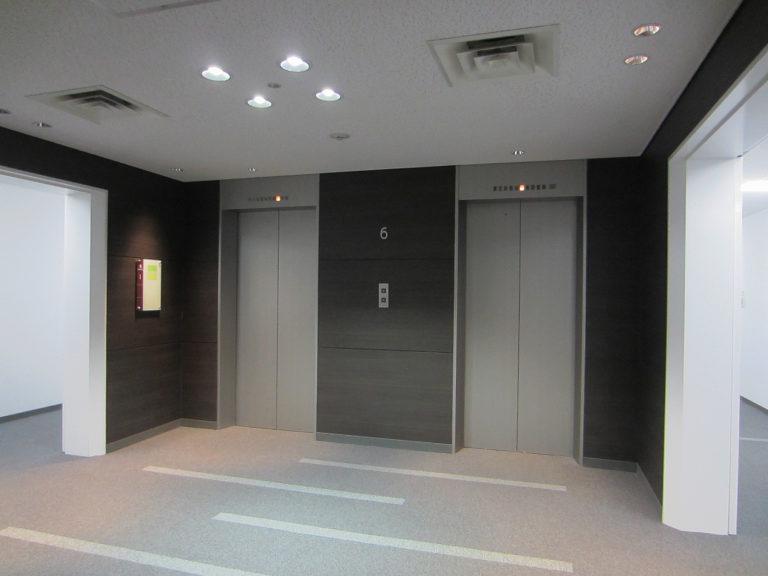 各階エントランスホール