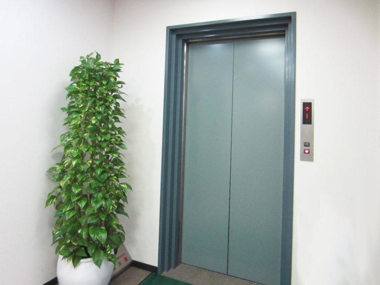 各階エレベーター