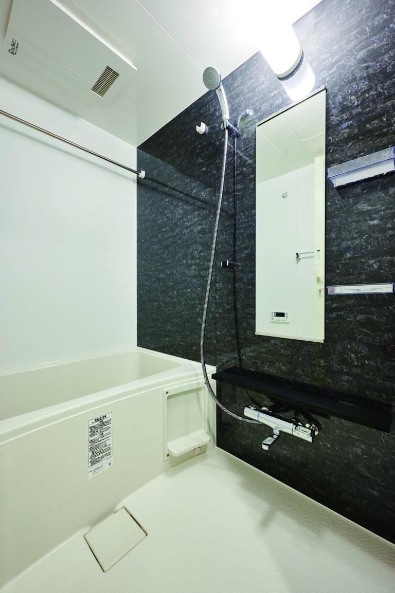 グランエール駒込_浴室