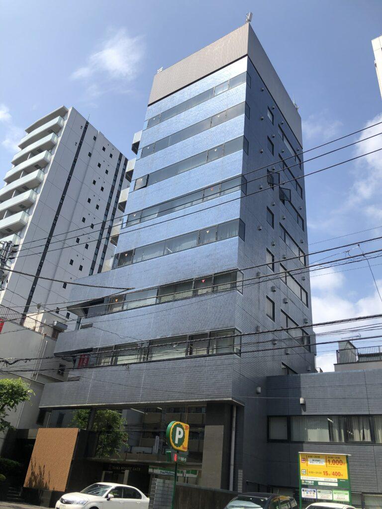TAMA WOODY GATE三田ビル