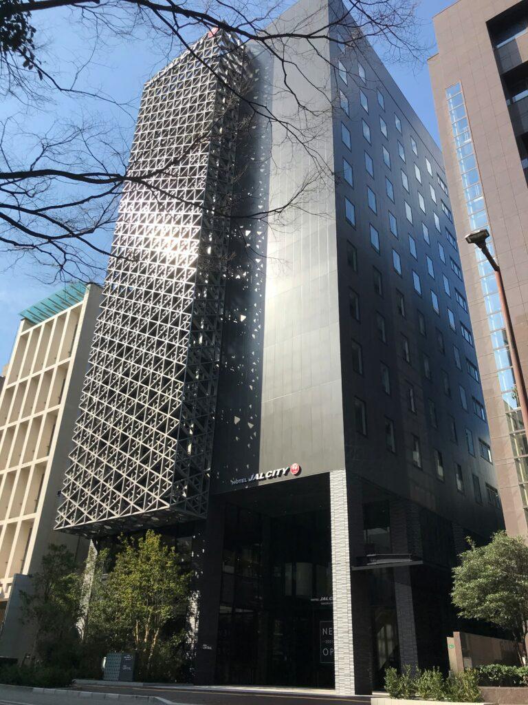 ホテルJALシティ福岡天神_外観