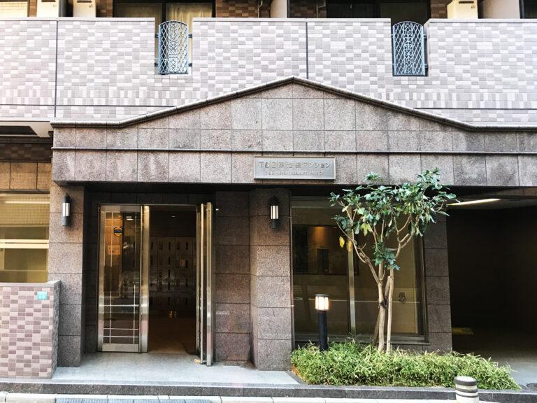 T&G東池マンション_エントランス